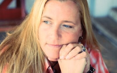 Susan Gibson: multi-national award winning singer songwriter still in touch with her down home roots and always helping others