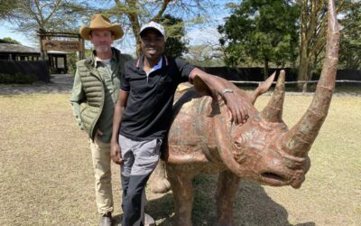 James Mwanda: Protecting the Fine Line Between Life and Extinction